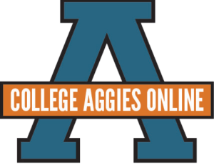 College Aggies Online logo