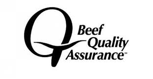 Beef Quality Assurance animal welfare certification
