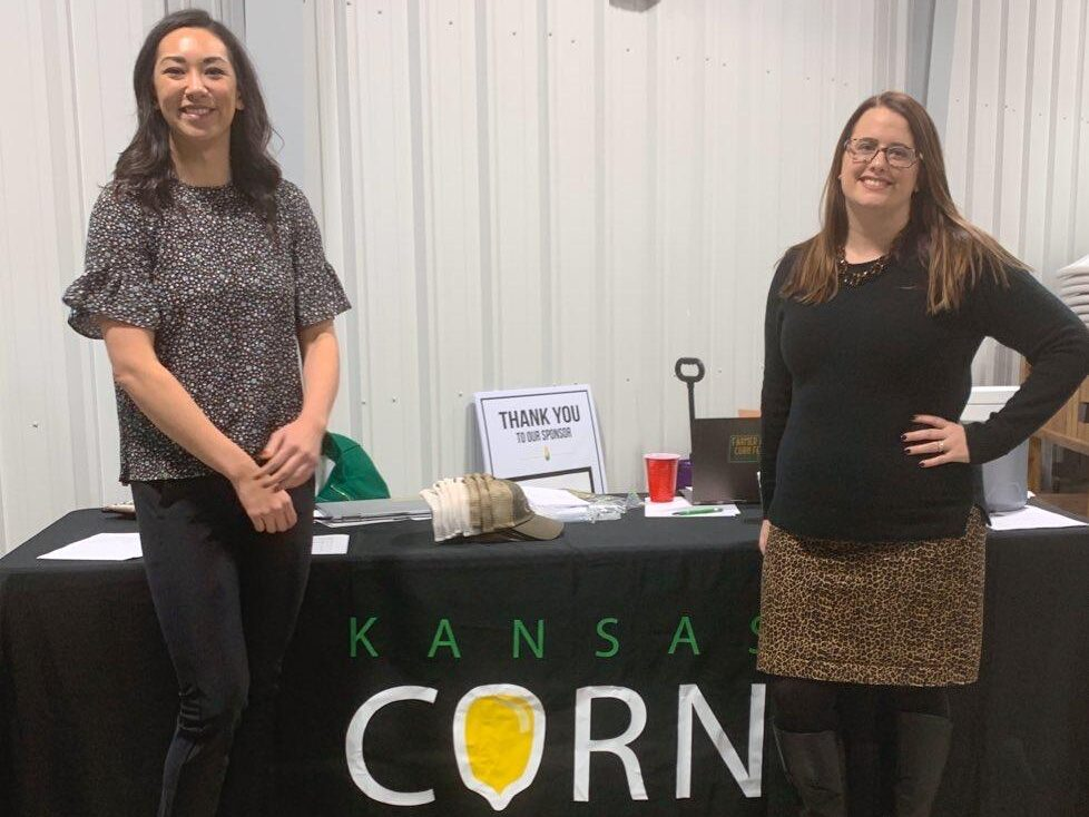 Connecting the industry at a seminar in Kansas