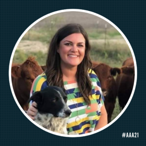Michelle Miller will share networking opportunities about agriculture